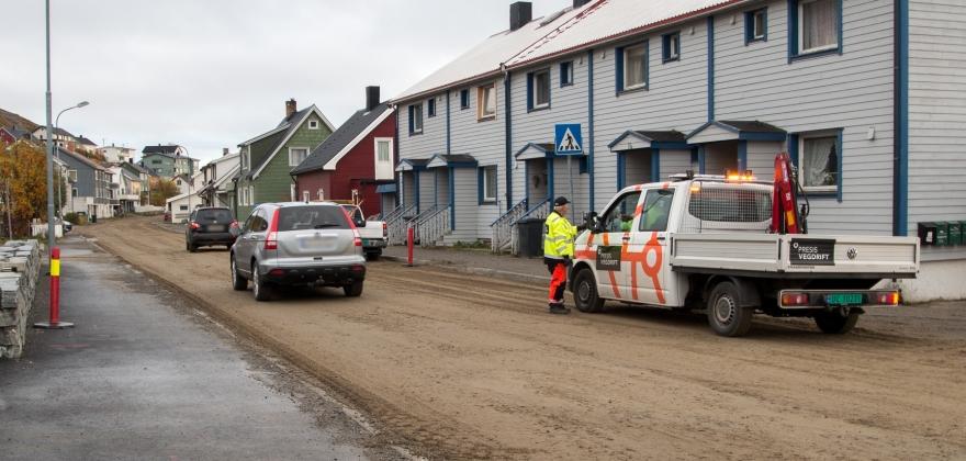 Ønsker et statlig vedlikeholdsprogram for fylkesvegene