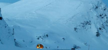 Bilister fikk forelegg i Honningsvågtunnelen