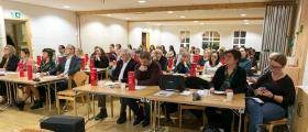Endelig årsmøte i Fagforbundet Nordkapp