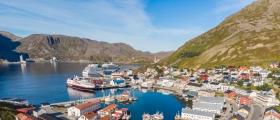 Finnmark er værvinneren i helgen