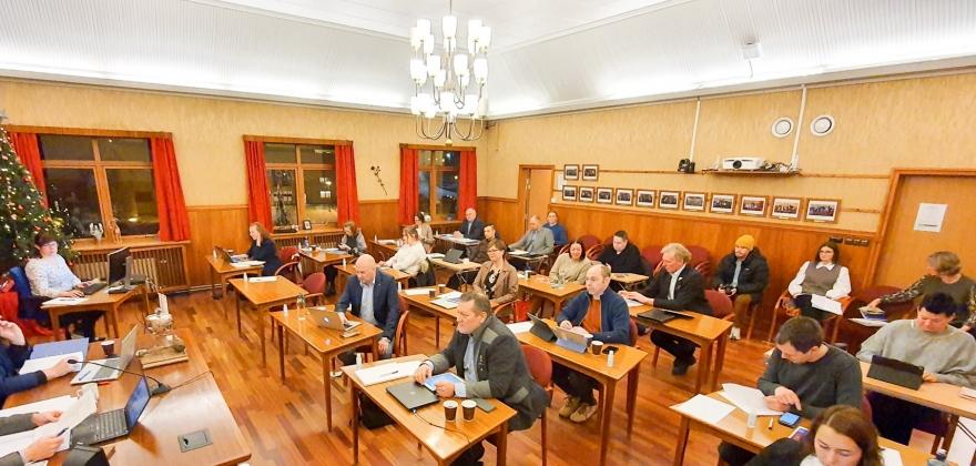 Valg av forliksråd i kommunestyret 2. mars
