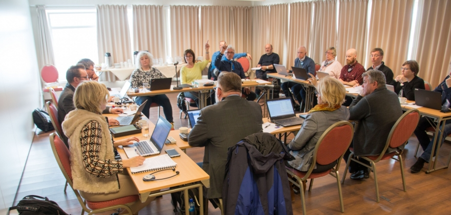 Máret Guhttor (NSR) ny styreleder i FeFo