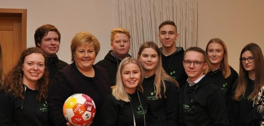 Tobias Eriksen fra Finnmark sitter i Ungdommens distriktspanel