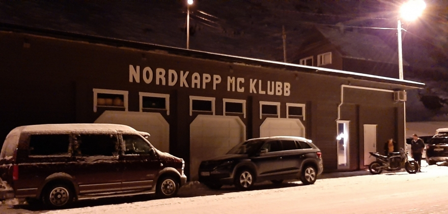 Nordkapp MC Klubb arrangerte vaffeldag