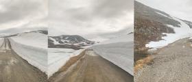 Skjøtningbergveien er åpen