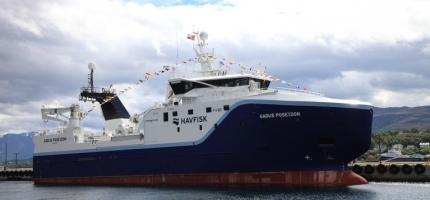 Omsatt 1 051 tonn torsk
