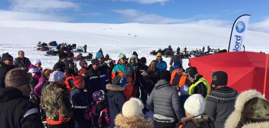 Begrenser utlendingers isfiske i Finnmark