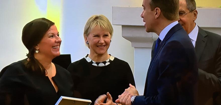 Samovarteateret tildeles Barents kulturstipend