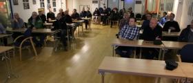 Skal overvåke Vedbotn sammen med Nordkapp Jeger- og fiskeforening