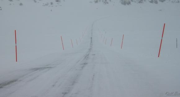 Frikjøring til Skarsvåg - Gjesvær får vei i løpet av torsdag