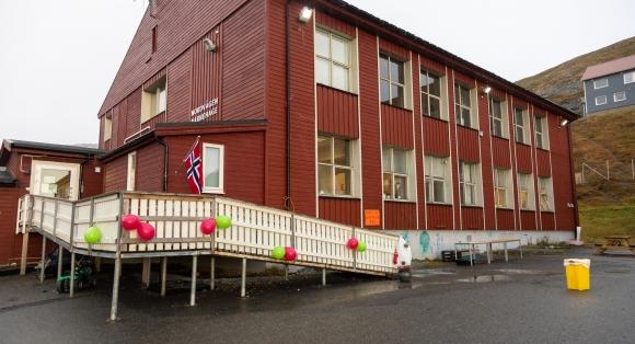 Høstfest i Nordvågen barnehage