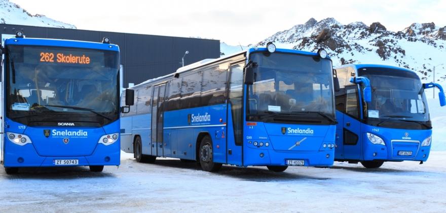 Ingen bussavganger fra Honningsvåg på fredag