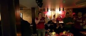 Rudolf Davidsen tippet riktig resultat i Champions League-kampen