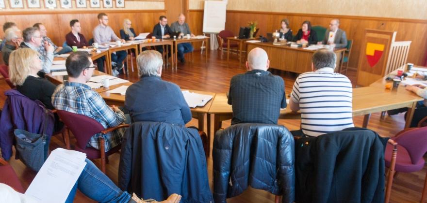 Nordkapp kommune ruster opp kinoen