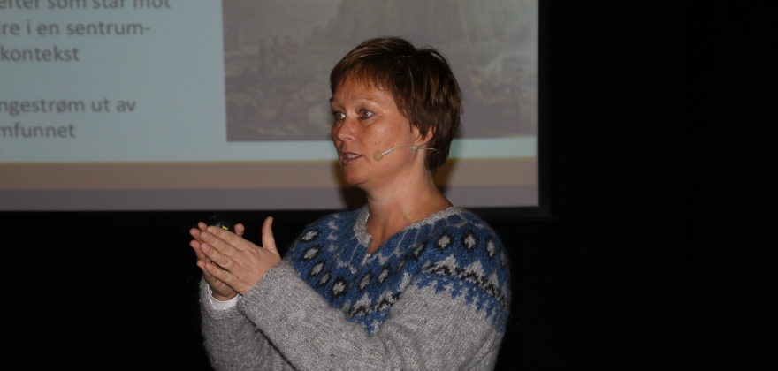 Heidi Holmgren er ny varaordførerkandidat