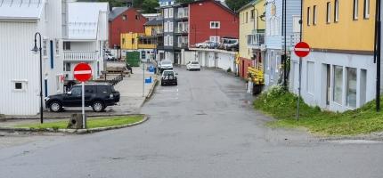Kan bli dyrt å kjøre i Sjøgata