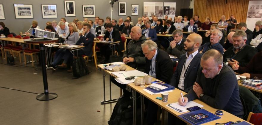 Hansen er fornøyd med havnekonferansen