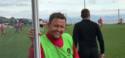 Turn fornøyd med uavgjort i Hammerfest