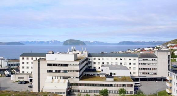 Ingen innlagte pasienter i Finnmarkssykehuset med covid-19-smitte