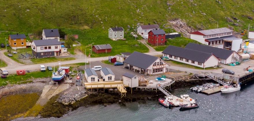 Magerøya på Traveler-liste