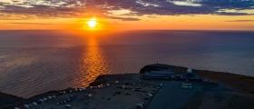 19 557 besøkende på Nordkapp i juli