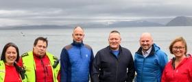Nordkapp Sp er trygg på Nordkapp-vedtaket