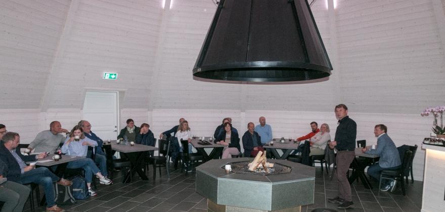 Troms og Finnmark Høyre jobber for terminal