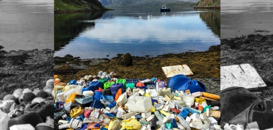 Maritim forsøpling er tema under filmfestivalen