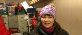 Sesongens siste skirenn i Nordvågen