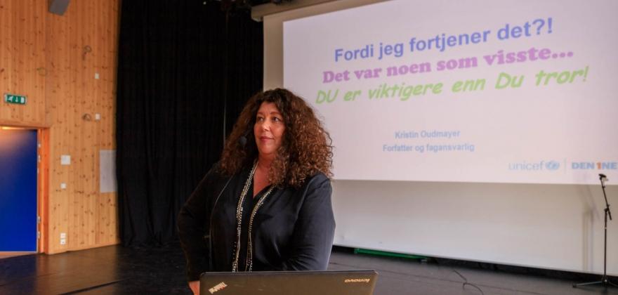 Norges største opplysningskampanje