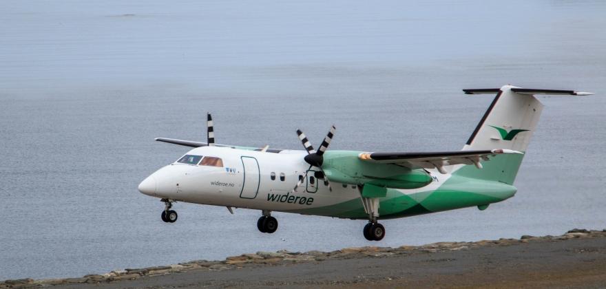 Vil ha direktefly til Tromsø
