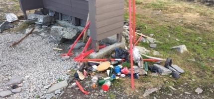 Søppelsaken blir tema på neste møte mellom kommunen og vegvesenet