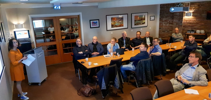 Næringsseminar i Honningsvåg