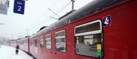 Forslag på Stortinget om å realisere Nord-Norgebanen