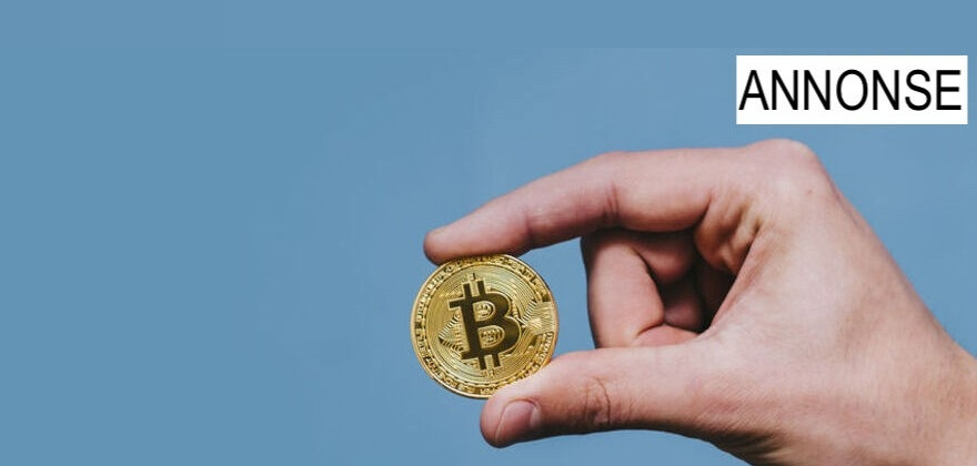 Handle bitcoin hos en norsk børs og få bonus