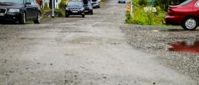 Blir ikke asfalt i Elvegata i år