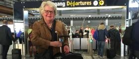 Seks av ti reiser kun med håndbagasje på fly