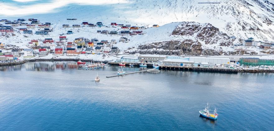 Det store fisketrykket fortsetter i Nordkapp