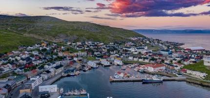 Er Honningsvåg Norges mest attraktive by?