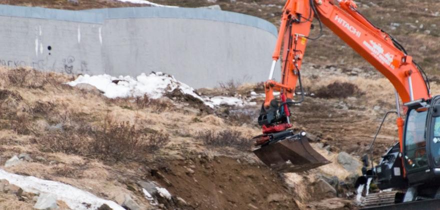 Brudd på hovedvannledningen