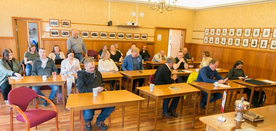 Stig Kjærvik tiltrer som kommunedirektør i Nordkapp