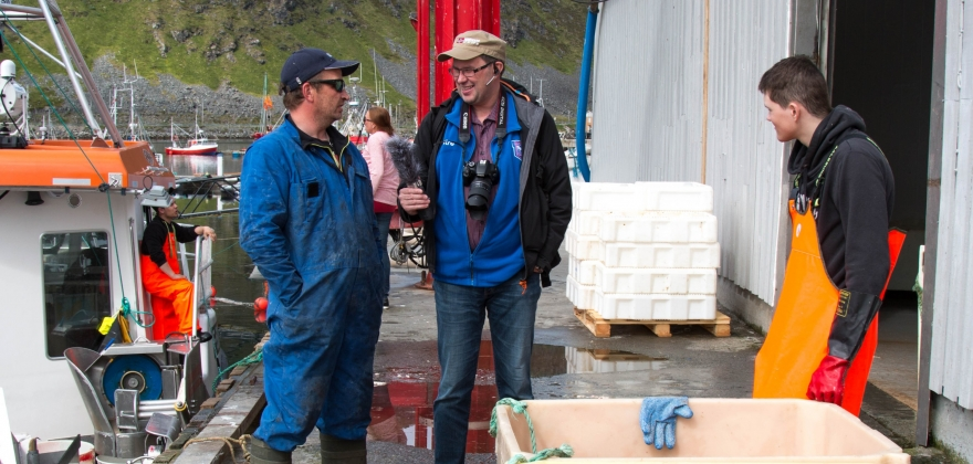 Gamvik skal gjennomføre ungdomsfiske i 2018