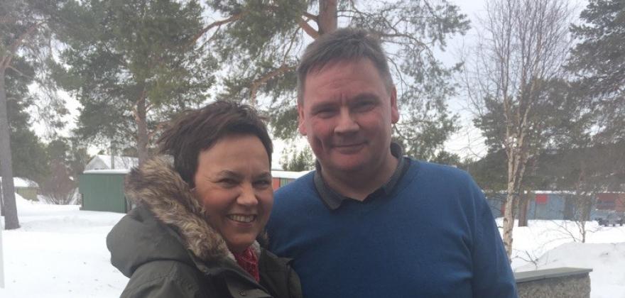 Stedlig ledelse i Finnmarkssykehusets avdelinger i Alta og Karasjok
