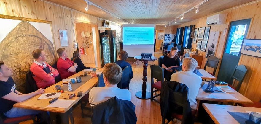 Sharon Fjellvang valgt som nestleder i Nordkapp Høyre