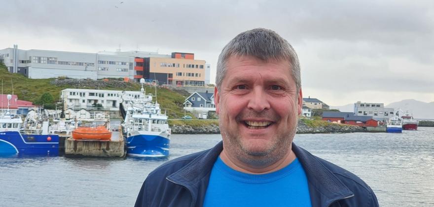 Eget skoleskip i nord med hjemmehavn i Honningsvåg