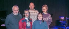 Nordavindsfolket stiftet i Honningsvåg