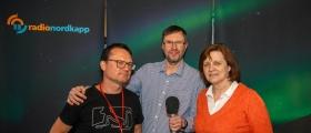 Nordkapp-debatt mellom Kristina Hansen og Jan Olsen