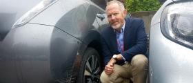 Setter ny rekord i parkeringsskader