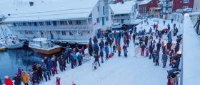 Sjøgata Winter Games – se bildene