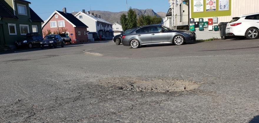 Foreslår at Prestebakken får asfalt